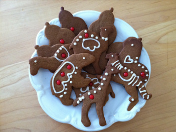 Gingerbread_Plate