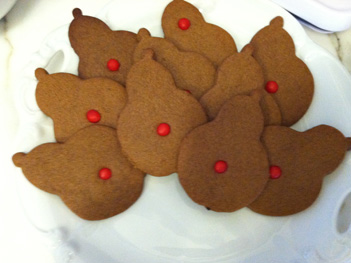 Pear-shaped_Gingerbread_cookies