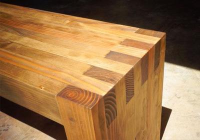 2x4_Modern Bench